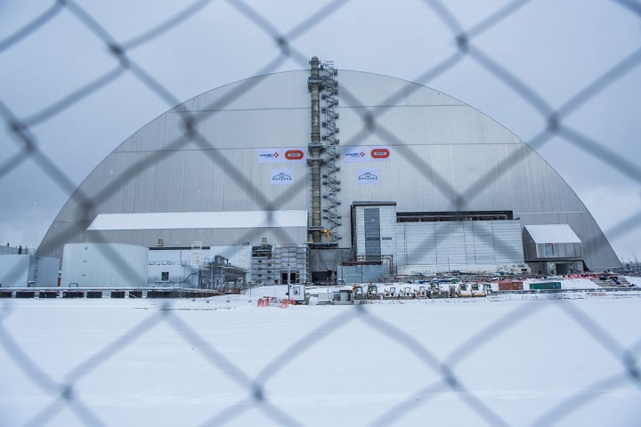 Chernobyl to House Giant Solar Power Plant, Revitalize Potential
