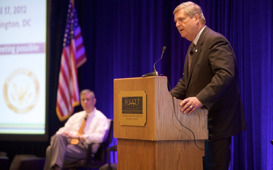 Former USDA Secretary Tom Vilsack's New Job: Head Of US Dairy Export Council (Modern Farmer)