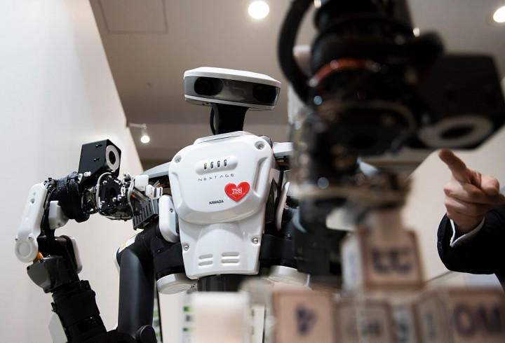 Robots Should be Considered as 'Electronic Persons,' EU Proposes