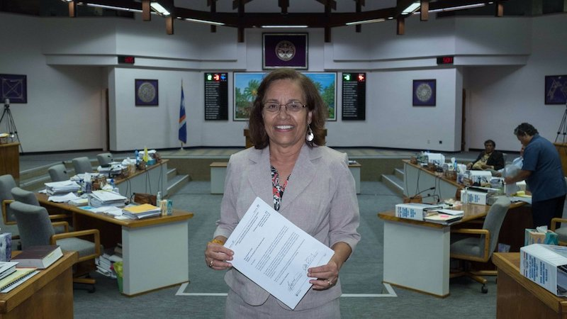 Marshall Islands become first nation to ratify global HFC treaty