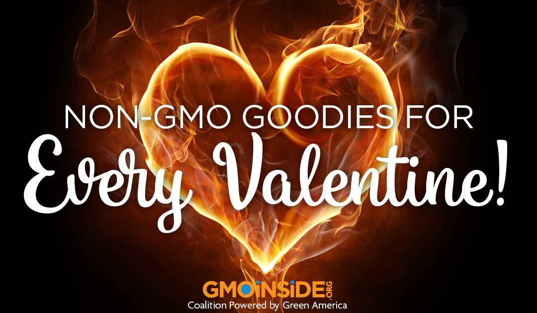 Non-GMO Goodies For Every Valentine