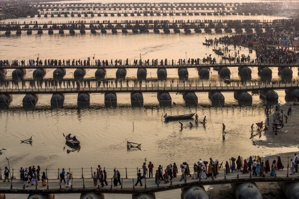 India's Ganges and Yamuna Rivers Now Have the Same Legal Rights as a Human Being
