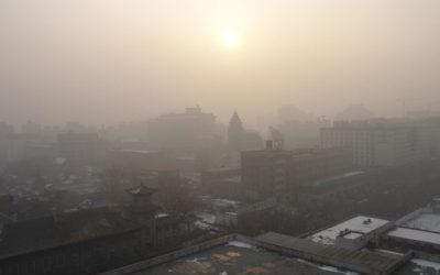 Melting Arctic worsens Beijing's pollution haze, study finds
