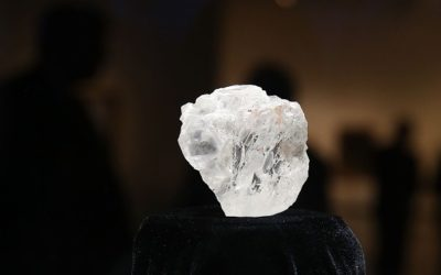 Sierra Leone Pastor Finds Giant 706-Carat Diamond, 'Surrenders' Gem to Government