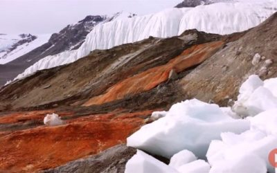 'Blood Falls': Solving the Mystery of Antartica's Eeriest Waterfalls