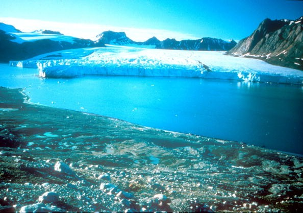 Scientists Unravel Mystery Behind Arctic's Green Ice — Climate Change the Culprit?