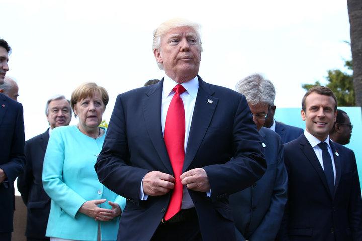 Donald Trump Delays Final Decision On Paris Agreement Until Next Week
