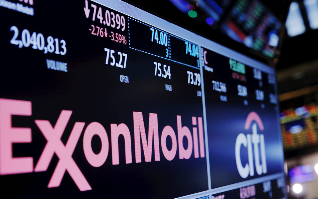 ExxonMobil can't ignore climate change — because it's bad business.