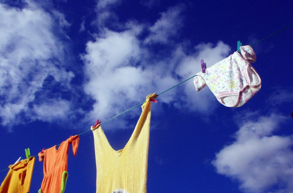 Here's Why You Should Stop Using Dryer Sheets