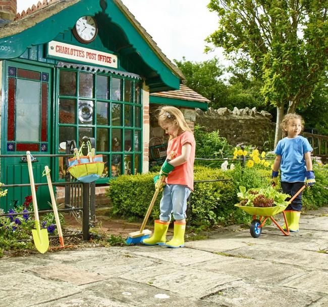 Sow and grow project is inspiring children to take up gardening
