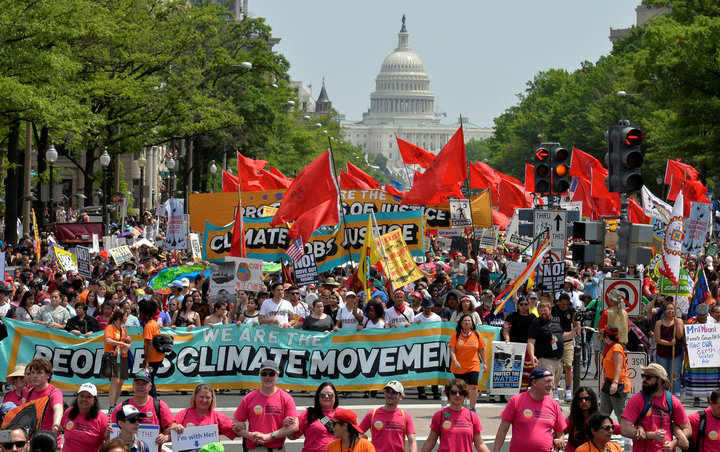 The Green Movement Is Led By The Same People Who Run Everything Else — White Men