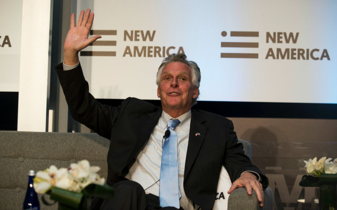 Trump won't regulate carbon emissions. But Virginia's governor will.