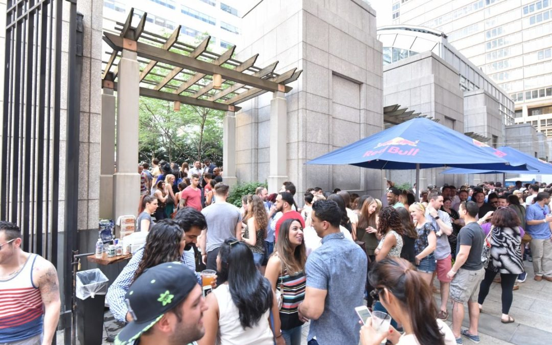 About that time I went to Sips at Uptown Beer Garden