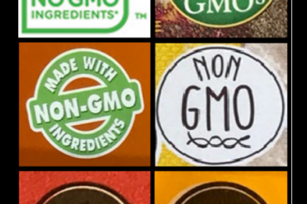 GMO-free top labeling issue for 13% of consumers