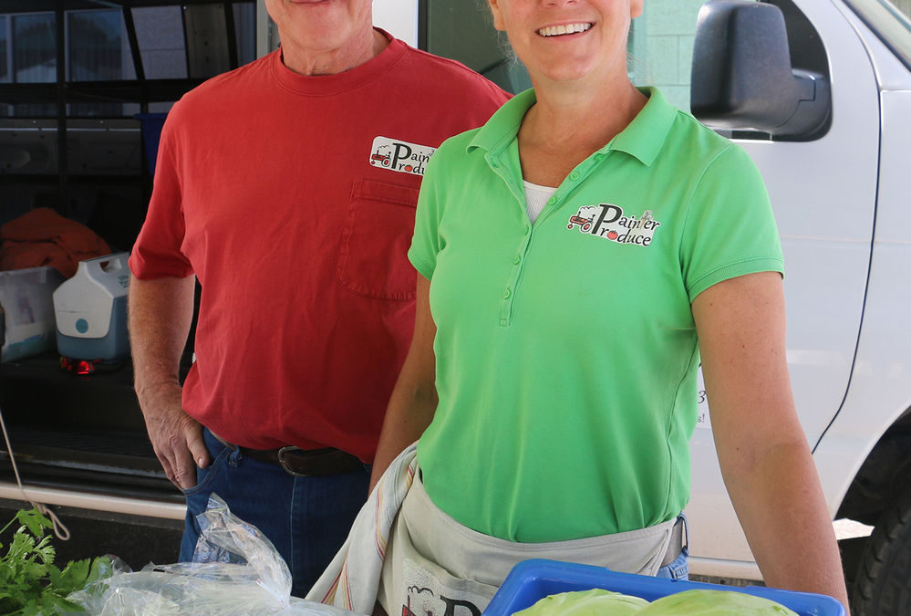 Painter Produce expands to 18th Street Farmers Market