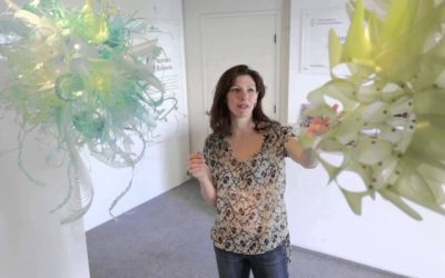 This Innovative Artist Uses Trash to Create Sculptures That Show Plastic Taking Over Our World