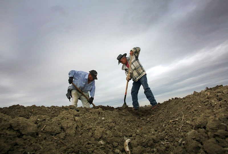 Carbon Farming: California Focus on Soil to Meet Climate, Water Goals