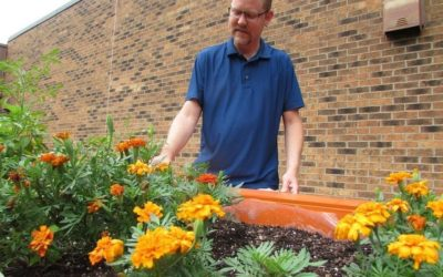 Pekin school uses gardening to help students with disabilities