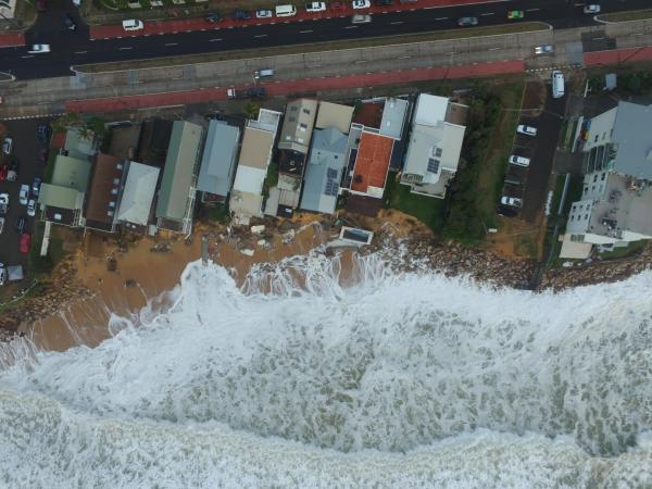 Shifting storms to bring extreme waves, seaside damage to once placid areas