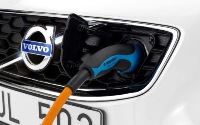 Volvo electric vehicle push reflects China's leadership ambition