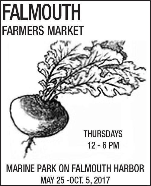 Falmouth Farmers Market – August 17, 2017