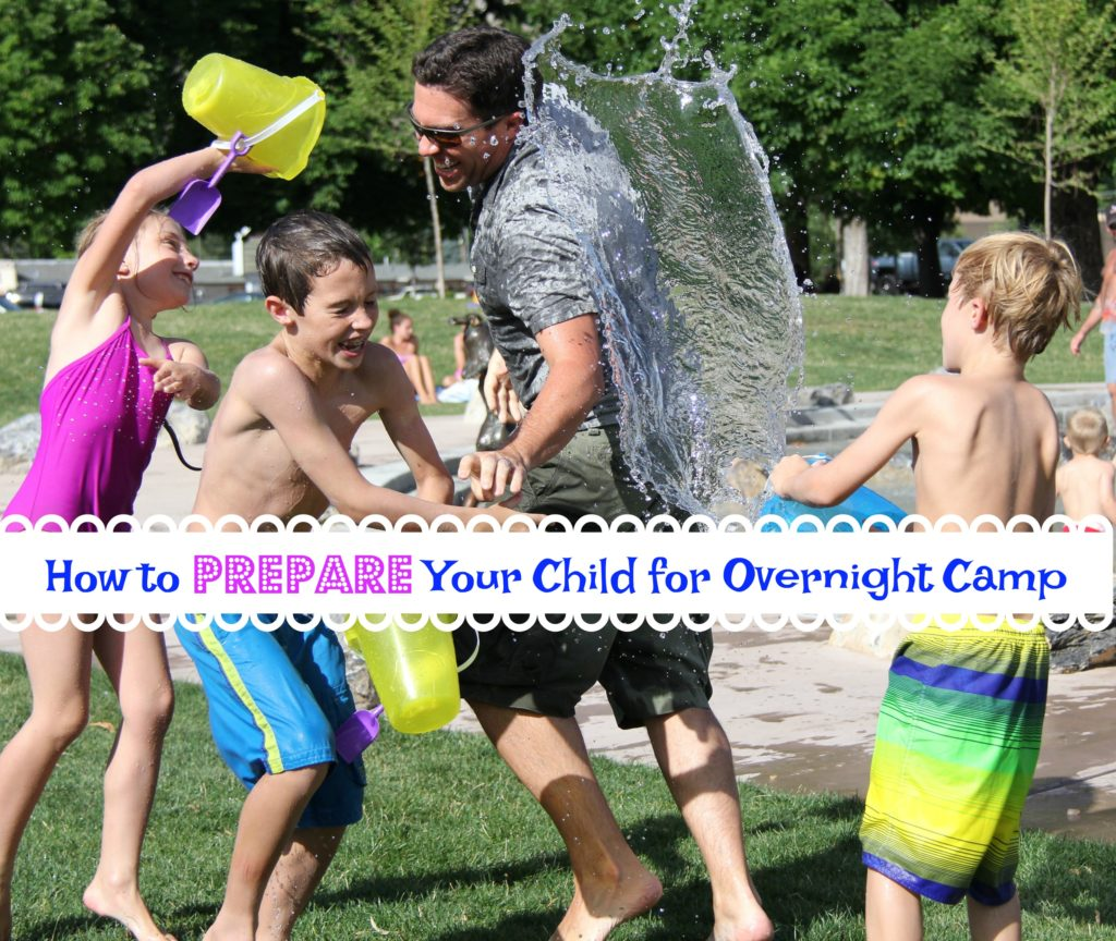 How to Prepare Your Child for Overnight Camp Groovy Green Livin