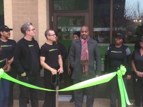 Newark Gets A Grabbagreen Restaurant: 'Whole Food' Menu Is Gluten, GMO-Free