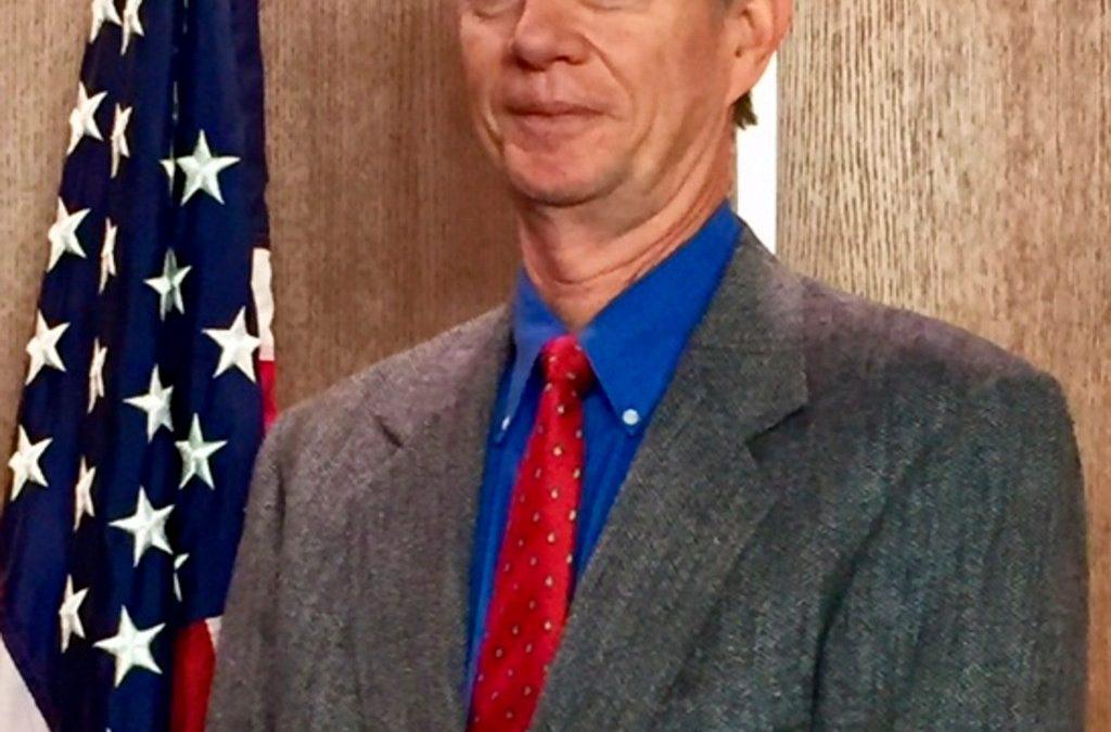 Soil, water district names interim director