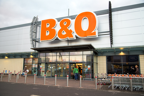 B&Q first retailer to ban the use of bee killing pesticides