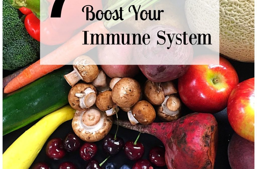"One Response to ""7 Foods to Help Boost Your Immune System"""