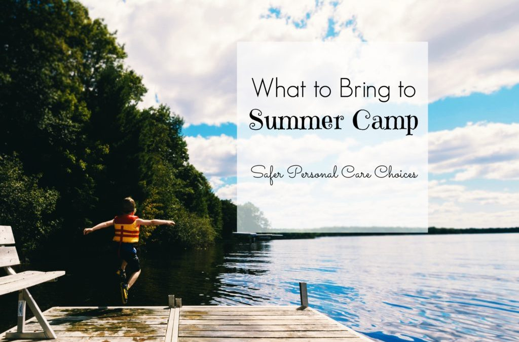 "3 Responses to ""What to Bring to Summer Camp"""