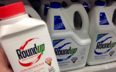 Advertising company faces lawsuits for promoting Monsanto's Roundup (glyphosate) weed killer as safe