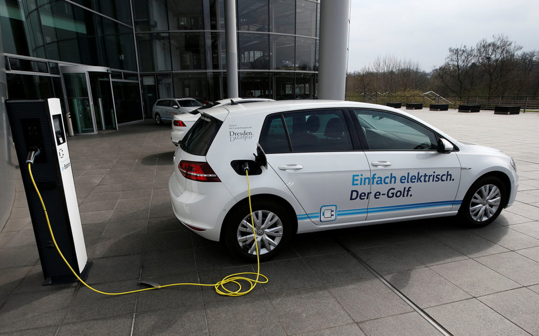 The European Union is considering an electric car mandate.