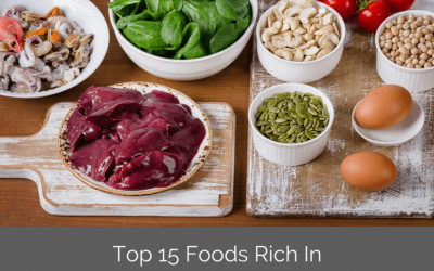 Top 15 Foods Rich In Essential Minerals