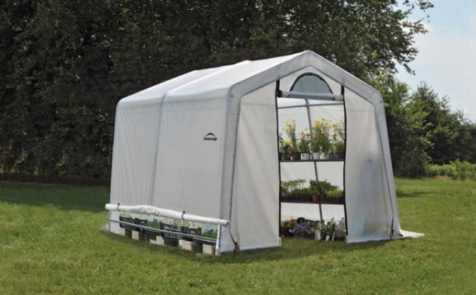 THE BEST GREENHOUSE KITS MONEY CAN BUY